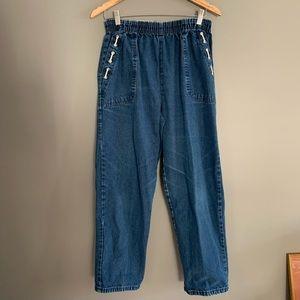 Denim - Vintage Carriage Court Sport Jeans
